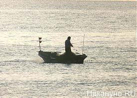 Тунис, море, рыбак, лодка|Фото: Накануне.RU