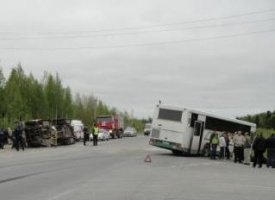 дтп автобусы хмао нефтеюанск|Фото: 86.mchs.gov.ru