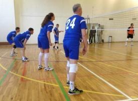 куйвашев, мэры, волейбол Фото: Вадим Дубичев