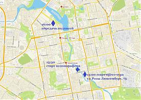 карта, передача подписей, достопримечательное место, царский мост|Фото: