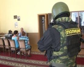 обыск в администрации Троицка Фото:74.mvd.ru