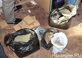 Нефтеюганск, спецоперация, наркотики, спайс|Фото: Накануне.RU
