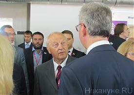 открытие Иннопром-2013, Россель|Фото: Накануне.RU
