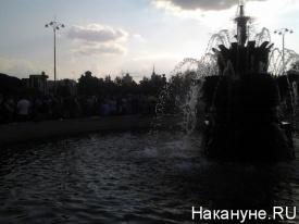 навальный приговор митинг екатеринбург фонтан|Фото: Накануне.RU