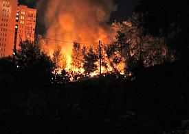 пожар медцентр|Фото: vk.com/te_ekb