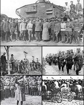 демонстрации силы интервентов, казни чехами красноармейцев|Фото: telegrafua.com
