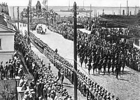 Десант Антанты в Архангельске, август 1918 года|Фото: telegrafua.com