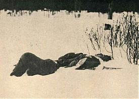 Убитый большевик|Фото: telegrafua.com