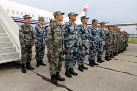 Народно-освободительная армия Китая|Фото:пресс-служба ЦВО