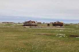 остров Белый, мусор|Фото:пресс-служба губернатора ЯНАО
