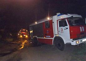 пожар Курганская область|Фото: 45.mchs.gov.ru