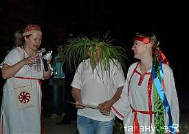 славяно-языческая культура, фестиваль Перуница, Нижневартовск Фото: Накануне.RU
