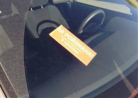 Ройзман выборы наклейки|Фото: е1