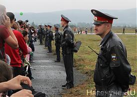 аваишоу, полиция, юбилей Екатеринбурга|Фото: Накануне.RU