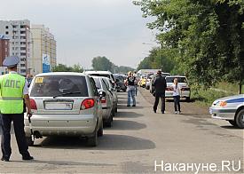 пробка Арамиль - Екатеринбург|Фото: Накануне.RU
