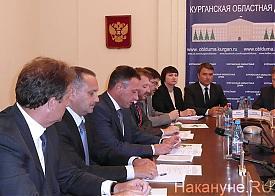 Курган Игорь Холманских совещание|Фото: Накануне.RU