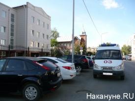 Виктор Контеев суд Курган|Фото: Накануне.RU