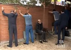 задержание|Фото: ТВ ГУВД
