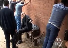 задержание сходка авторитетов Екатеринбург 18 июля Темури Мирзоев (Тимур Тбилисский)|Фото: ТВ ГУВД
