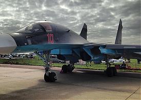 Штурмовик СУ-34|Фото: instagram.com/isizoff