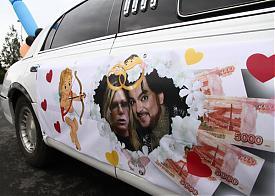 Лимузин, Киркоров, администрация|Фото: руководитель агентства Мagic inc