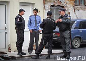 иконы, обыск, училище Шадра, полиция Фото: Накануне.RU