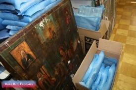 мастерская ройзмана икона училище шадра Фото: валерий горелых
