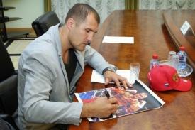 Сергей Ковалев челябинский боксер|Фото: gubernator74.ru