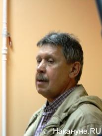 бывший физрук челябинского лицея №31 Сергей Пузырев|Фото: Накануне.RU