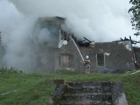 пожар, психо-неврологический интернат, нижний новгород Фото: 53.mchs.gov.ru