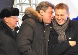 немцов, навальный, кудрин|Фото:
