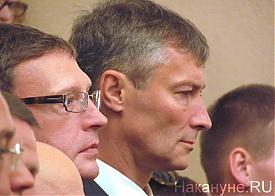 Ройзман, Бурков|Фото: Накануне.RU