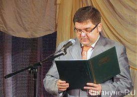 Захаров, глава избиркома|Фото: Накануне.RU