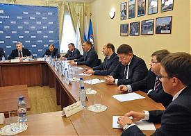 Единая Россия заседание 19 сентября Фото: sverdlovsk.er.ru