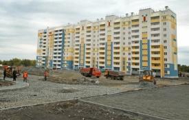 стройка строительство поселок Роза переселение|Фото: gubernator74.ru