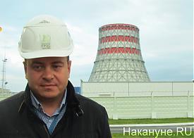 Директор Няганской ГРЭС Михаил Шабалин|Фото: Накануне.RU