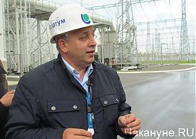 Главный инженер НяганскойГРЭС Геннадий Криницын|Фото: Накануне.RU