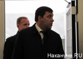 Евгений Куйвашев Фото: Накануне.RU