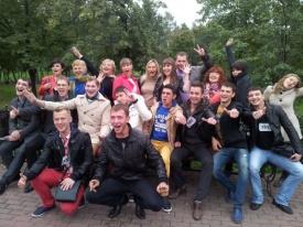 участники Битвы хоров от Челябинска|Фото: ГУМП Челябинской области