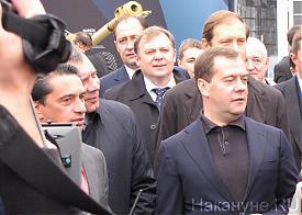 Медведев Сиенко RAE|Фото: Накануне.RU