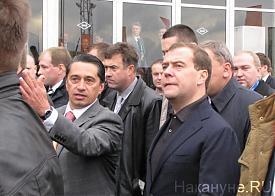 Медведев Сиенко|Фото: Накануне.RU