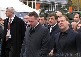 Носов Холманских Куйвашев Медведев|Фото: Накануне.RU