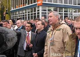 Сиенко Медведев Рогозин|Фото: Накануне.RU