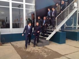 медведев, куйвашев, двусторонняя встреча, RAE|Фото: facebook.com/dip.gubernator96