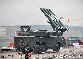 Russia Arms Expo 2013, RAE, зрк бук-м2|Фото: Накануне.RU