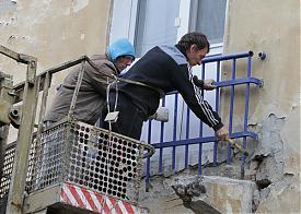 Курган снос балкона|Фото: nm45.ru