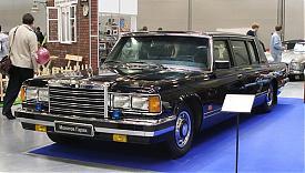 отечественный представительский автопром, ЗИЛ-41052|Фото: