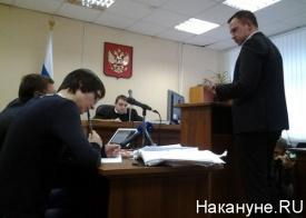 Михаил Вьюгин суд Ура.ру|Фото: Накануне.RU
