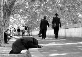 перестройка, нищета, пенсионер|Фото: зона ч