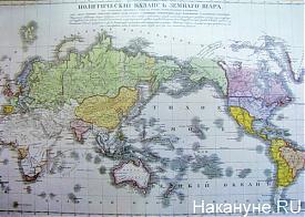 политический баланс земного шара, карта|Фото: Накануне.RU